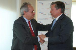 ENAIRE y COPAC firman un acuerdo de colaboración