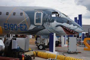 Binter Canarias próximo operador de Embraer E2