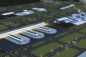 Inician los trámites del nuevo aeropuerto mexicano. Primera reserva de fondos