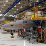 Boeing introduce el 20º F/A-18 de la US Navy al programa SLM