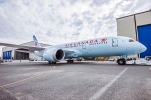 Air Canada incorpora el 787 Dreamliner en sus vuelos a Buenos Aires