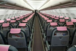 Iberia Express se suma al día mundial contra el cáncer de mama