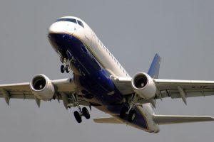 Certificados los E170 y E175 en Rusia