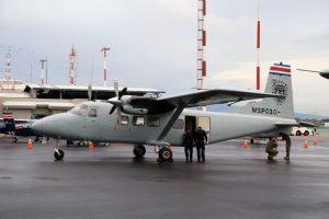 Costa Rica ya opera los Y-12 donados por China