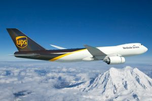 Boeing y UPS anuncian un pedido de 14 aviones 747-8 Freighter