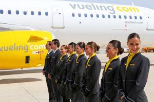 Vueling convocó un nuevo Open Day para contratar nuevos tripulantes de cabina