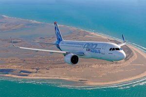 Iran Air cierra con Airbus un contrato en firme por 100 aviones