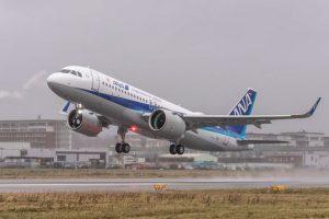 All Nipon Airways (ANA), primer operador del A320neo en Japón