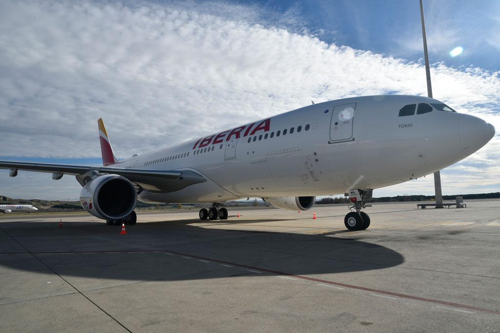 A330 de Iberia
