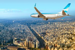 Aerolíneas Argentinas suma una nueva frecuencia a Roma y ahora ofrece un vuelo diario a la capital italiana