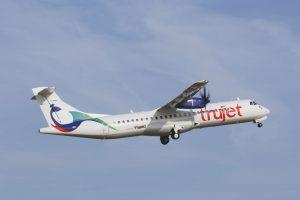 Trujet nuevo operador del ATR 72-600
