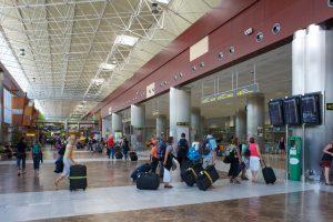 AENA registra en junio cerca de 24,5 millones de pasajeros, con un incremento del 9,7%