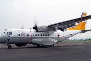 Indonesia pone en servicio un nuevo CN235 de patrulla marítima