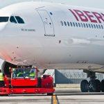 Iberia realizará test serológicos a todos sus empleados
