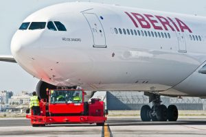 Iberia es la más puntual del mundo en junio