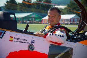 Cástor Fantoba es reelegido como Vicepresidente de la Comisión Internacional de Vuelo Acrobático