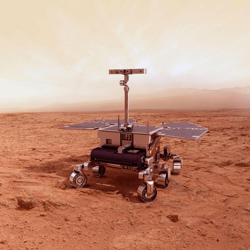 ExoMars, ESA