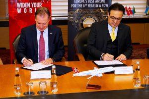 Turkish elige a Panasonic para dar conectividad y entretenimiento a bordo