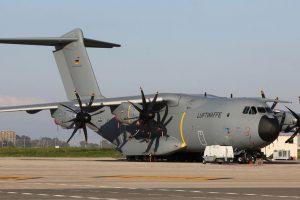 Andalucía registra un récord en exportaciones aeronáuticas