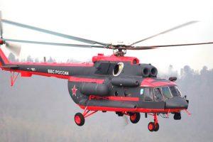 Rusia recibe su primer helicóptero para el Ártico