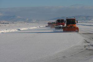 Aena pone en marcha el Plan Invierno en 19 aeropuertos