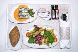 Air Europa servirá a bordo la cocina creativa de Martín Berasategui