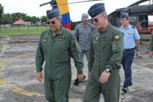 Colombia y España más cerca de realizar ejercicios militares conjuntos
