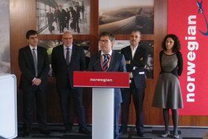 Norwegian amplía su sede corporativa en el Prat