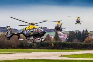 Entrega final de los EC135T2 + para entrenamiento militar australiano