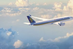 Singapore Airlines volará a Osaka con el nuevo Boeing 787-10