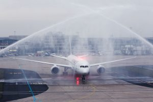 Air France incorpora su primer Boeing 787