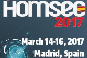 HOMSEC presenta las novedades de su próxima edición