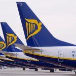 Ryanair suspende todos sus vuelos en Italia hasta el 8 de abril
