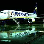 Ryanair reduce sus vuelos hacia/desde España entre el 16 y 19 de marzo