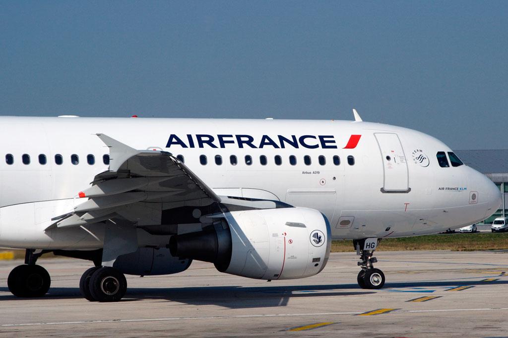 A319 de Air France