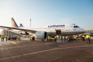 Lufthansa reanuda el segundo vuelo diario entre Valencia y Frankfurt