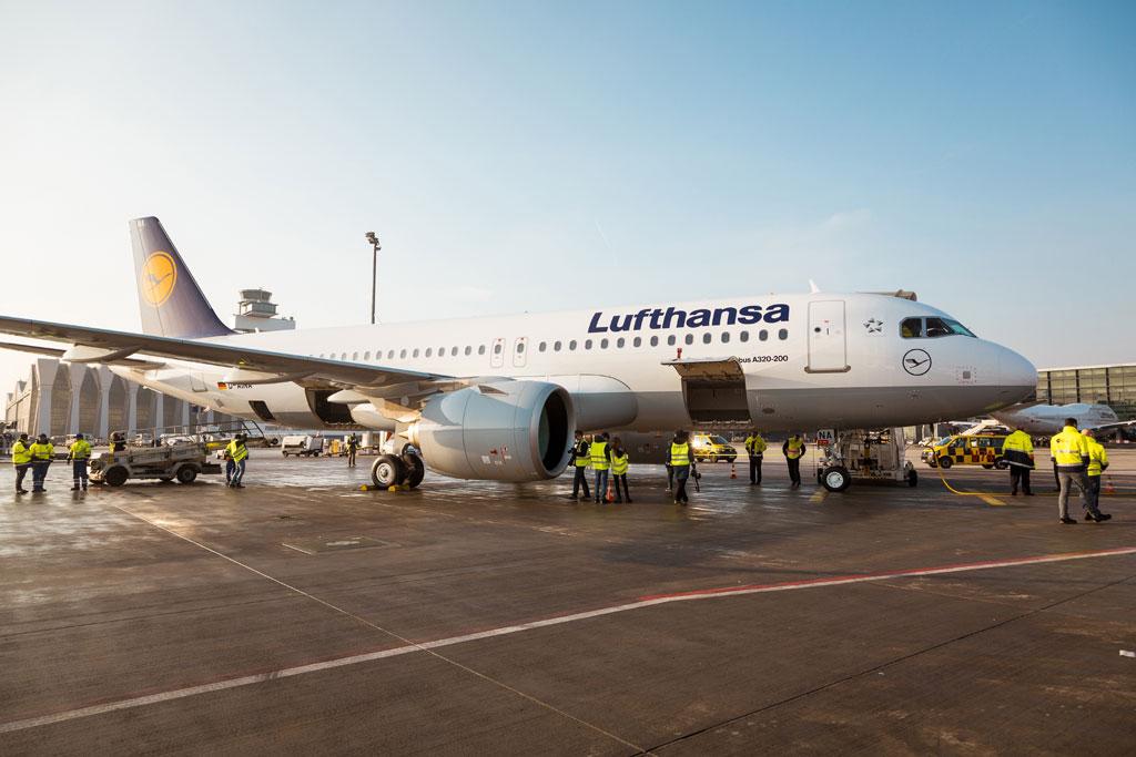 A320neo, Lufthansa