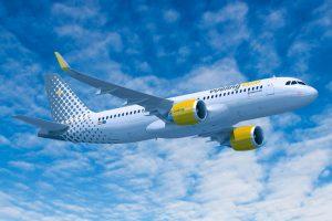 Vueling recibe el World Airlines Award 2018 a la mejor aerolínea española en la categoría low-cost