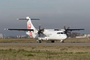 Japan Air Commuter comienza a operar aviones ATR 42-600