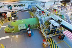 ATR mantiene su cuota de mercado y entrega 80 aeronaves en 2016