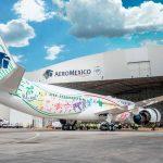 Aeroméxico incrementará hasta 16 frecuencias semanales en su ruta Madrid - Ciudad de México