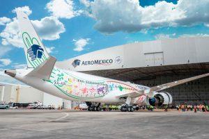 Aeroméxico continúa incrementando su conectividad