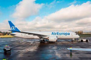 Air Europa dobla su presencia en Corea del Sur