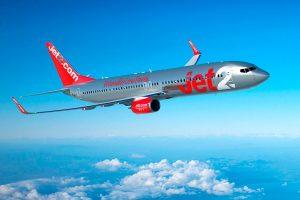 La aerolínea Jet2.com se convierte en la 10º más grande en España