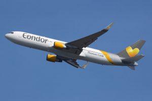 Condor anuncia nuevas rutas para el próximo verano
