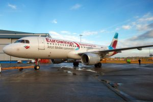 Eurowings ofrece 600 nuevos puestos de trabajo