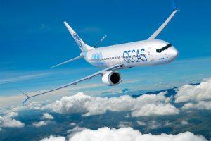 Boeing y GECAS anuncian un pedido por 75 737 MAX