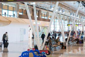 Las guarderías del Aeropuerto de Barajas atendieron más de 22.600 niños en 2016