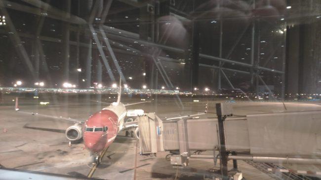 El avión utilizado es uno de los basados en Barcelona-El Prat.