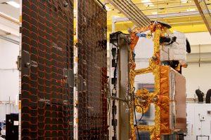Lanzamiento exitoso de los satélites Iridium NEXT